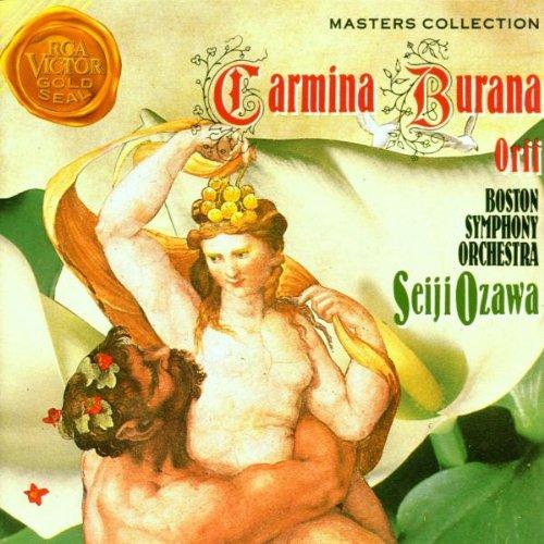 Rca Gold S (Sony Music) Orff: Carmina Burana