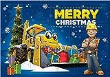 Adventskalender - Bob der Baumeister - Schreibwaren - Bastelutensilien - Adventskalender - Hiermit wird die Vorweihnachtszeit wunderbar spannend Hinter den 24 Türchen findest Du tolle Dinge