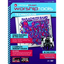 Technicolor [With CD and DVD] (Vertical Music Worship Tools)