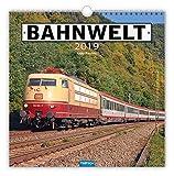 Bahnwelt 2019 Technikkalender Eisenbahnkalender Bahnkalender: Mit Texten von Udo Paulitz.