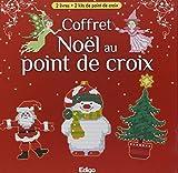 Telecharger Livres Coffret Noel au point de croix 2 livres 2 kits de point de croix Motifs de Noel au point de croix et les fees au point de croix (PDF,EPUB,MOBI) gratuits en Francaise