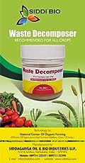Siddi Bio Waste Decomposer (Pack of 10)