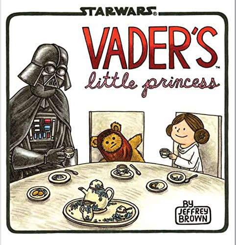 Vader's Little Princess par Jeffrey Brown