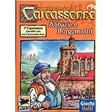 Giochi Uniti- Carcassonne 5 Gioco da Tavolo, Multicolore, GU319