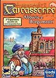 Giochi Uniti - Carcassonne 5° espanione - Abbazie e Borgomastri
