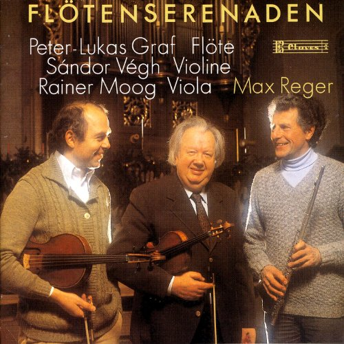 Reger: The two Serenades for Flute