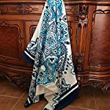 Telo Mare Asciugamano da Bagno Puro Cotone Morbido Carino Versione Coreana Cuore Ragazza personalità del Fumetto Asciugamano da Bagno 70 * 130 Cm, Cachi, 70X130 Cm
