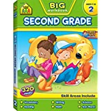 Big Second Grade Workbook: Ages 7-8
