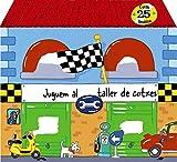 Juguem al taller de cotxes (Catalá - A Partir De 3 Anys - Manipulatius (Llibres Per Tocar I Jugar), Pop-Ups - Llibres Amb Imants)