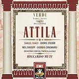 Verdi: Attila (Opern-Gesamtaufnahme)