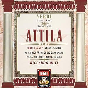 Attila (Opera Completa)