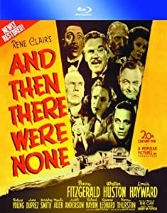 And Then There Were None [Blu-ray] [1945] [US Import]