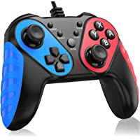 BEBONCOOL Gamepad for PC/Laptop/PS3, Dinofire Wired Gaming Controller with Dual Vibration and Turbo, Joystick Game…