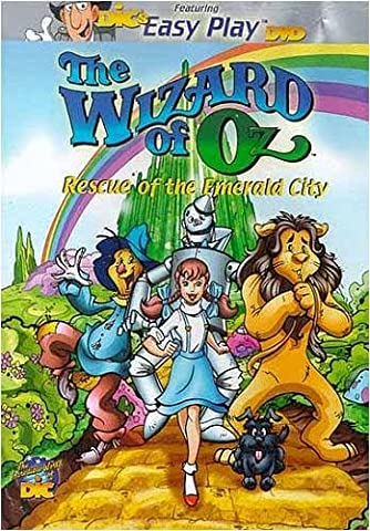 Wizard of Oz: Rescue of Emerald City [Import USA Zone 1]