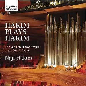 Naji Hakim Plays Naji Hakim