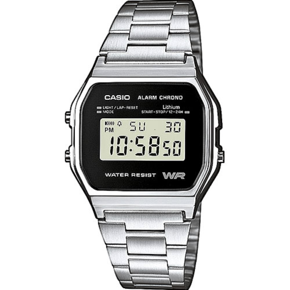 Casio Collection Unisex Adults Watch A158WEA