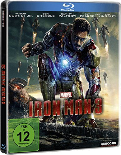 Bild von Iron Man 3 - Steelbook [Blu-ray] [Limited Edition]