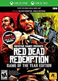 #5: Red Dead Redemption (Xbox One / Xbox 360) [Game of the Year GOTY Edition]