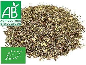Rooibos vert BIO 200g - sans théine et non fermenté
