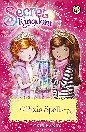 Pixie Spell: Book 34 (Secret Kingdom)