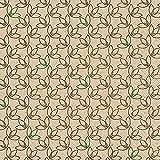 Paper+Design GmbH Serviette Leaf Pattern 33x33cm Ganzes Motiv