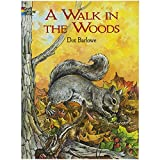 A Walk in the Woods Coloring Book (Dover Nature Coloring Book)