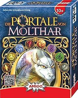 AMIGO 05780 - Die Portale von Molthar, Kartenspiel (B00V8L2J7M) | Amazon Products
