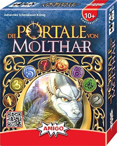 AMIGO 05780 - Die Portale von Molthar, Kartenspiel