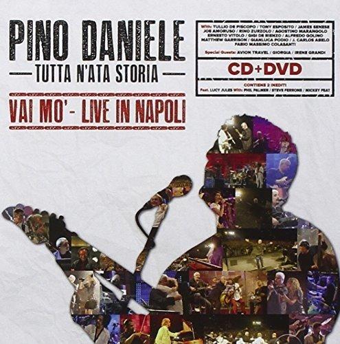 Preisvergleich Produktbild Tutta N'ata Storia (Vai Mo' - Live in Napoli)