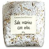 Sizilianisches Meersalz mit Kräutern zum Grillen Sale