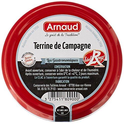 Arnaud Terrine de Campagne Label Rouge 180 g