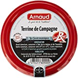 ARNAUD Terrine de Campagne Label Rouge 180 g Lot de 6