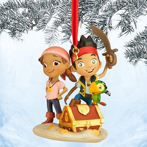 and Piraten Einband Ornament (Peter Pan Jake Und Die Neverland Piraten)
