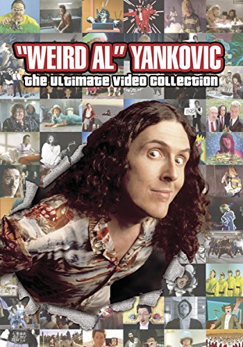 'Weird Al' Yankovic: The Ultimate Video Collection [UK Import]