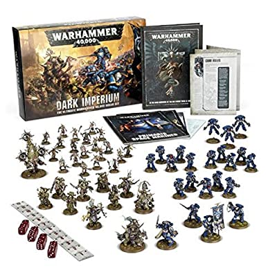 Games Workshop Jeux Atelier 60010199015 Warhammer 101 600 cm Dark Imperium Action Figure