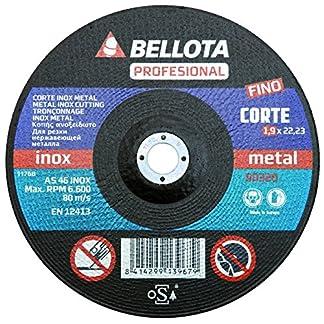 Bellota 50320-230 – DISCO ABR. PROF.C.INOX 230