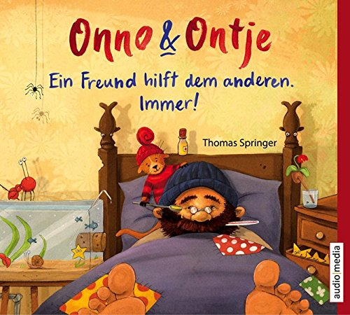 Onno und Ontje. Ein Freund hilft dem anderen. Immer!