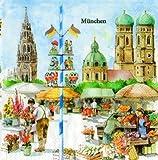 IHR - Servietten - München - Deutschland / Stadt