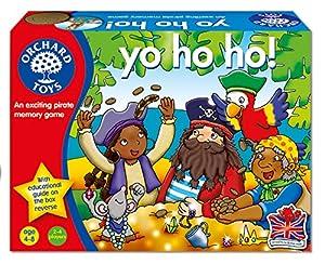 Orchard Toys Yo Ho Ho! - Juego de memoria