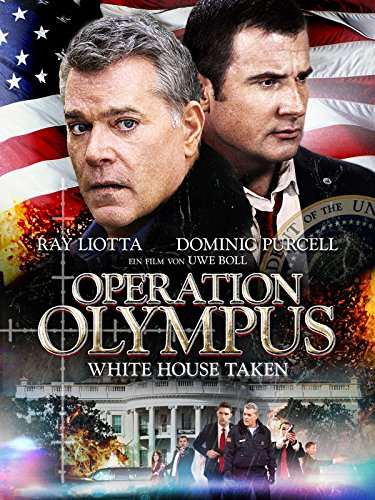 Operation Olympus - White House Taken Cover