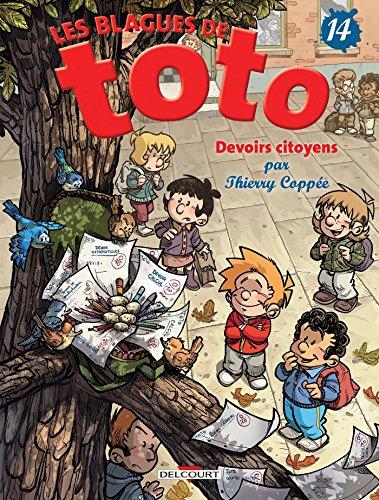 Les Blagues de Toto T14: Devoirs citoyens par Lorien