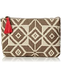 PIECES Damen Pcsage Clutch, 1x17x22 cm