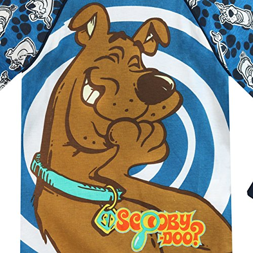 Scooby Doo Boys Pyjamas Ages 3 to 12 Years