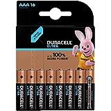 Duracell Ultra AAA Micro alkaline batterijen LR03, 16 stuks per verpakking