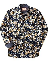 Joe Browns Men's Long Sleeved Floral Shirt