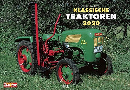 Klassische Traktoren 2020: Legendäre Schlepper aus acht Jahrzenhnten