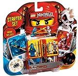 Geschenkidee Spielzeug - LEGO Ninjago - Spinjitzu Starter-Set