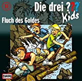 Die Drei ??? Kids (Folge 11) - Fluch des Goldes