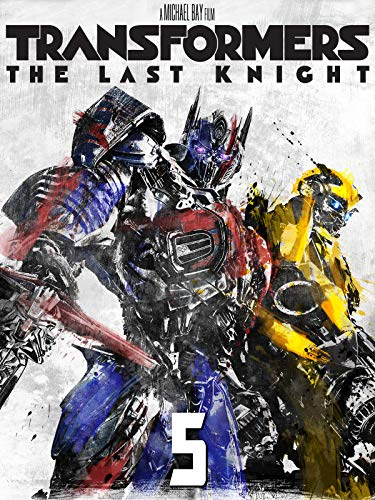 Transformers: The Last Knight [dt./OV] -