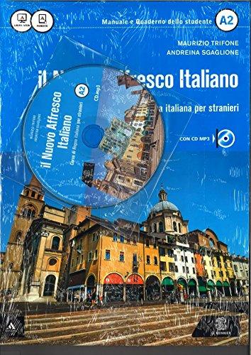 Il nuovo Affresco italiano A2. Corso di lingua italiana per stranieri. Con CD Audio